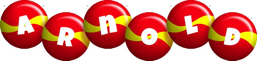 Arnold spain logo