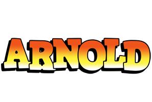 Arnold sunset logo
