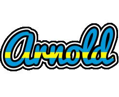 Arnold sweden logo