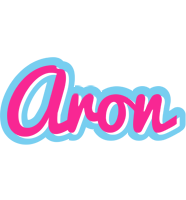 Aron popstar logo