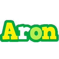 Aron soccer logo