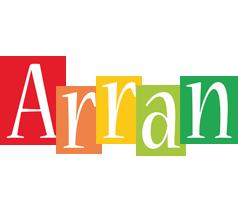Arran colors logo