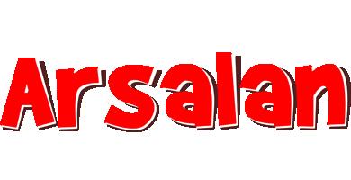 Arsalan basket logo
