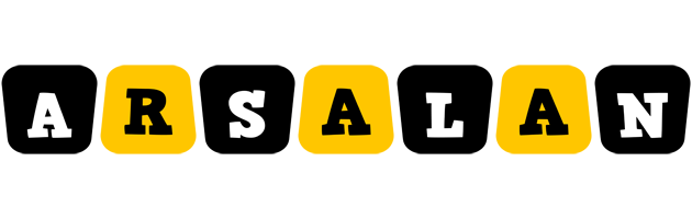 Arsalan boots logo