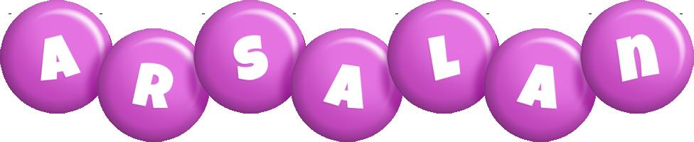 Arsalan candy-purple logo