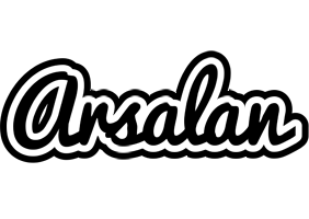 Arsalan chess logo