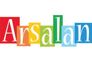 Arsalan colors logo