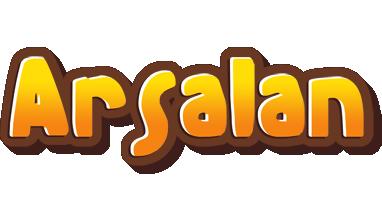 Arsalan cookies logo