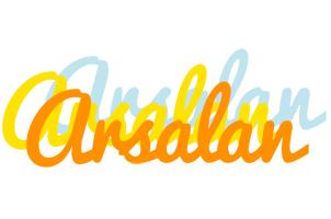 Arsalan energy logo