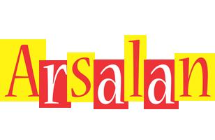 Arsalan errors logo