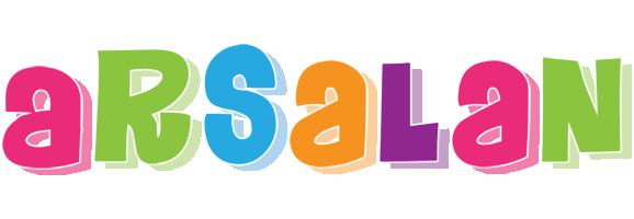 Arsalan friday logo