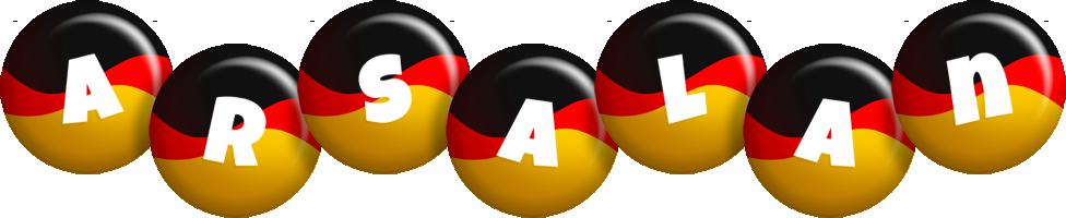 Arsalan german logo