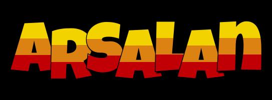 Arsalan jungle logo