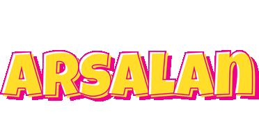 Arsalan kaboom logo
