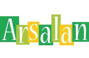 Arsalan lemonade logo