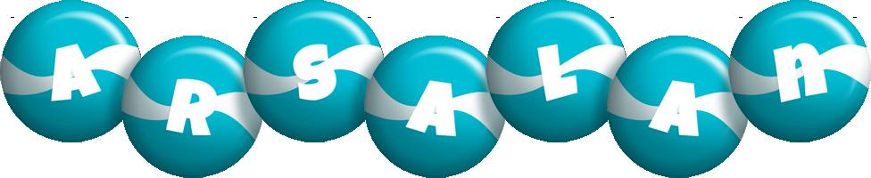 Arsalan messi logo