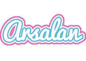 Arsalan outdoors logo