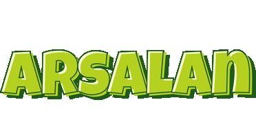 Arsalan summer logo