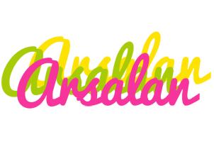 Arsalan sweets logo