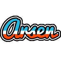 Arsen america logo