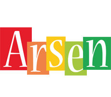 Arsen colors logo