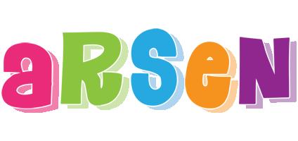 Arsen friday logo