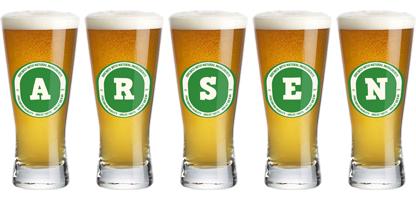 Arsen lager logo