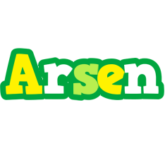 Arsen soccer logo
