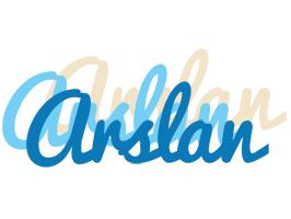 Arslan breeze logo