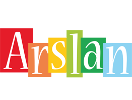 Arslan colors logo