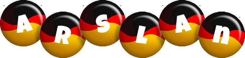 Arslan german logo
