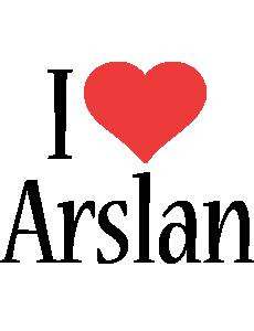 Arslan i-love logo