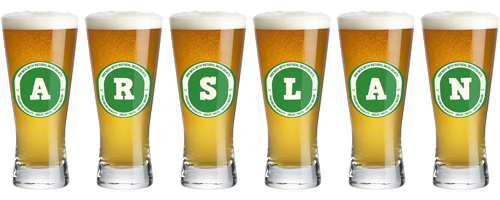 Arslan lager logo