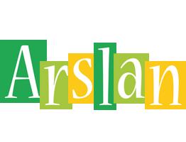 Arslan lemonade logo