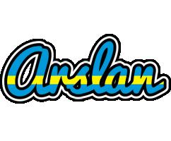 Arslan sweden logo