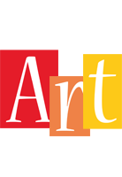 Art colors logo