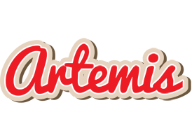 Artemis chocolate logo