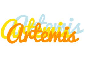 Artemis energy logo
