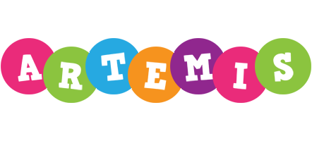 Artemis friends logo