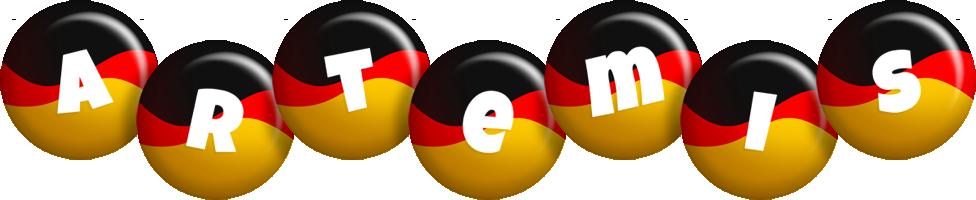 Artemis german logo