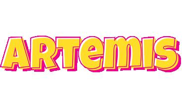 Artemis kaboom logo