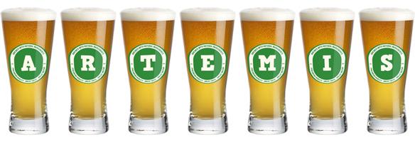 Artemis lager logo
