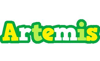 Artemis soccer logo