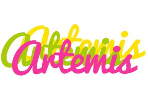 Artemis sweets logo