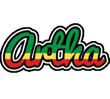 Artha african logo