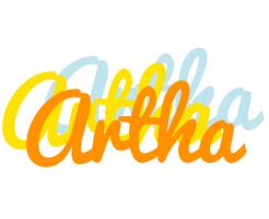 Artha energy logo