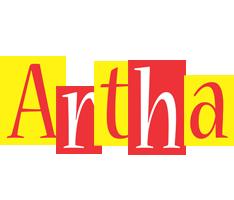 Artha errors logo