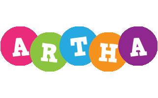 Artha friends logo