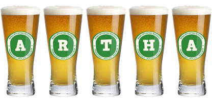 Artha lager logo