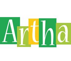Artha lemonade logo